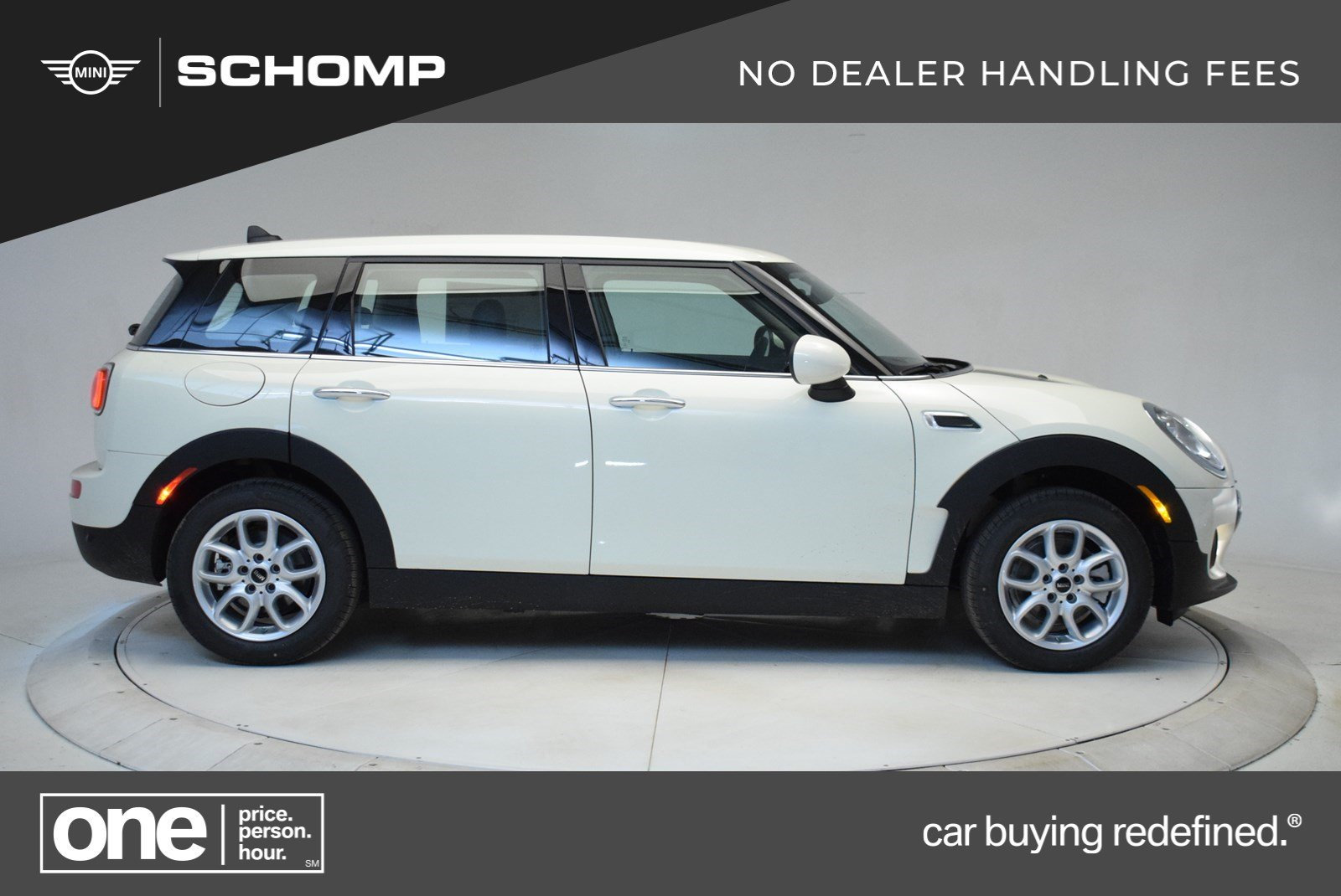 New 2019 MINI Clubman Cooper Clubman ALL4