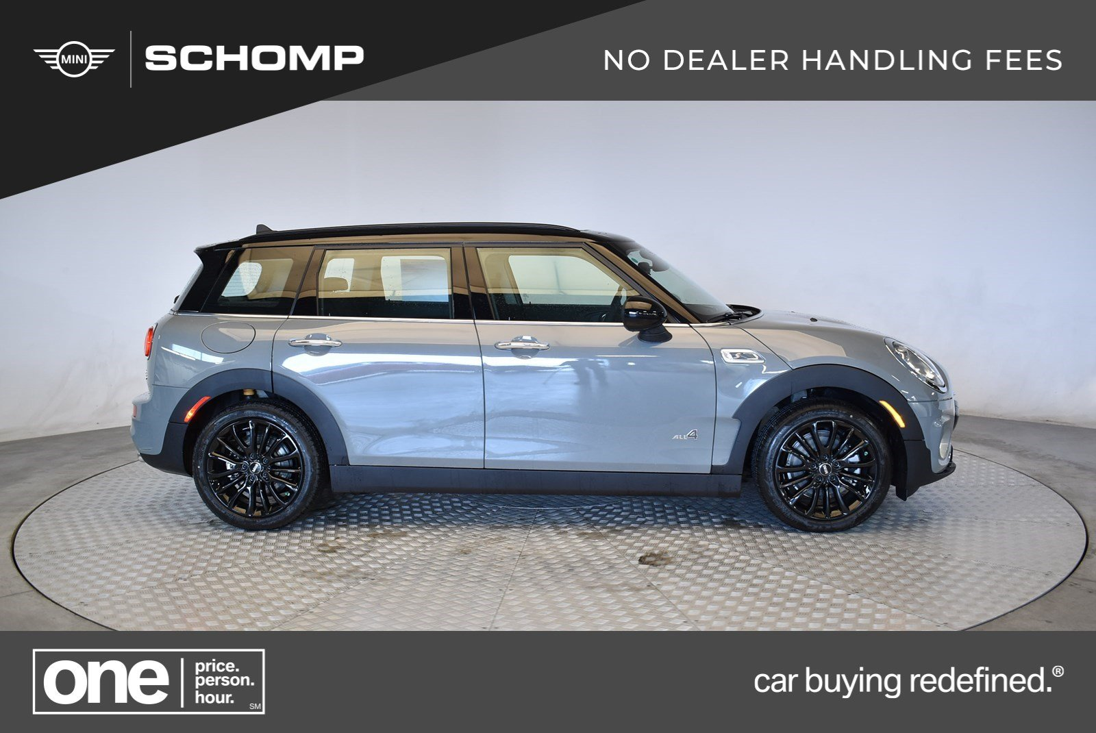 New 2019 Mini Clubman Cooper S Signature Awd In Highlands Ranch