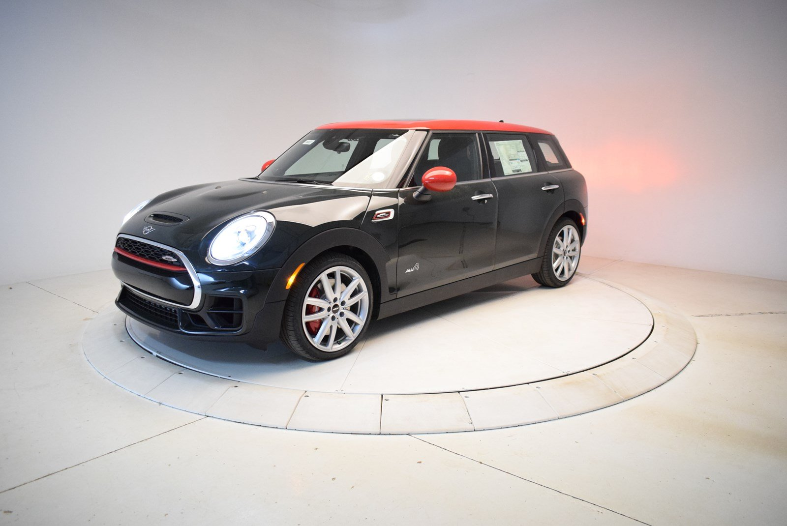 New 2019 Mini Clubman Signature Awd In Highlands Ranch 3m90020
