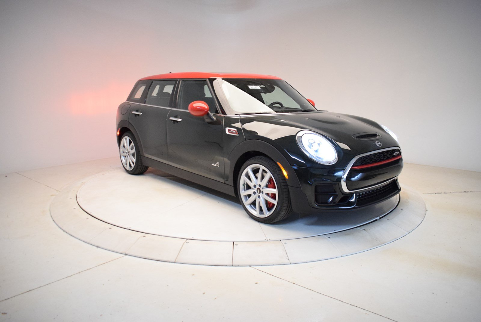 New 2019 MINI Clubman John Cooper Works Signature AWD In