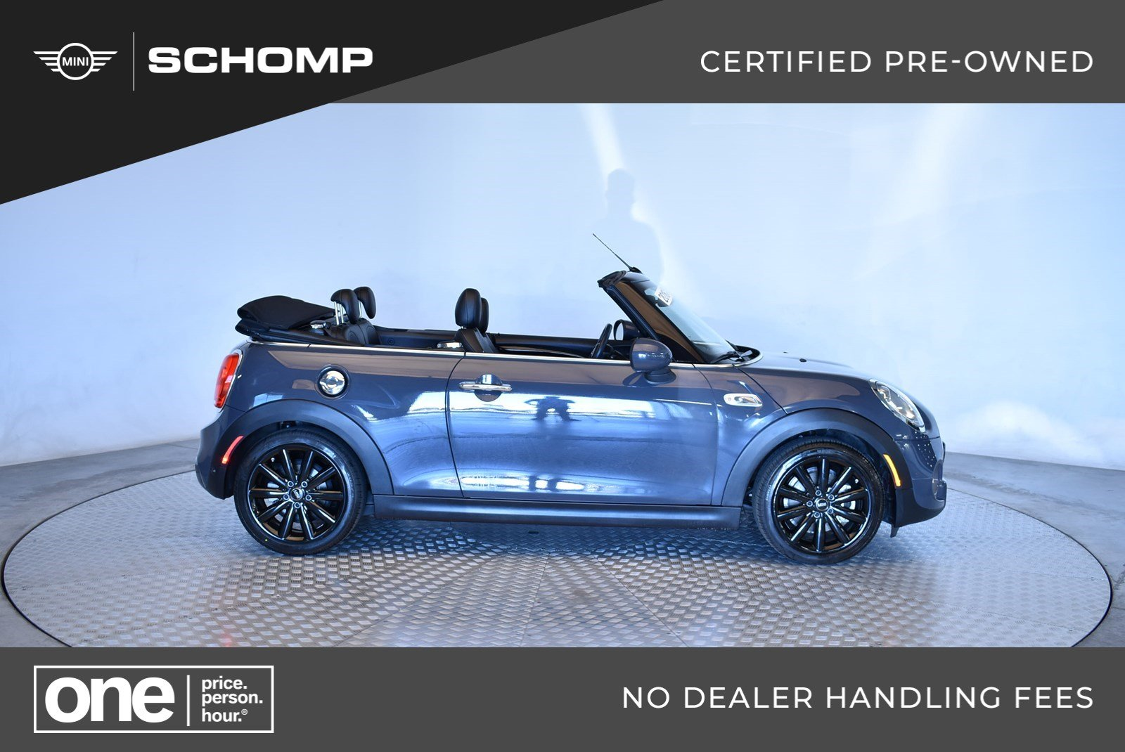 Certified Pre-Owned 2016 MINI Cooper Convertible S