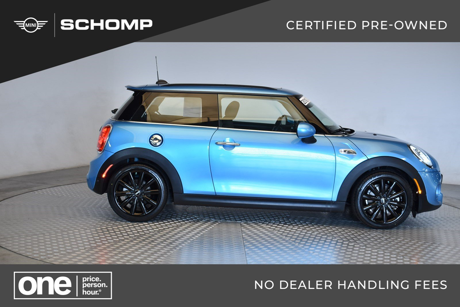 Certified Pre-Owned 2018 MINI Hardtop 2 Door Cooper S
