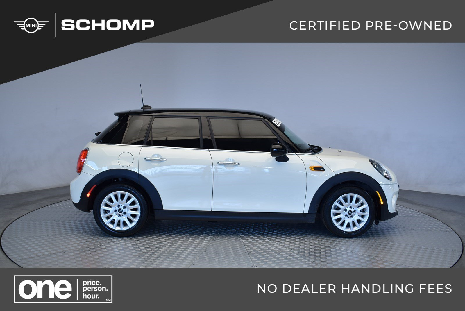 Pre Owned 2016 Mini Cooper Hardtop 4 Door Fwd In Highlands Ranch