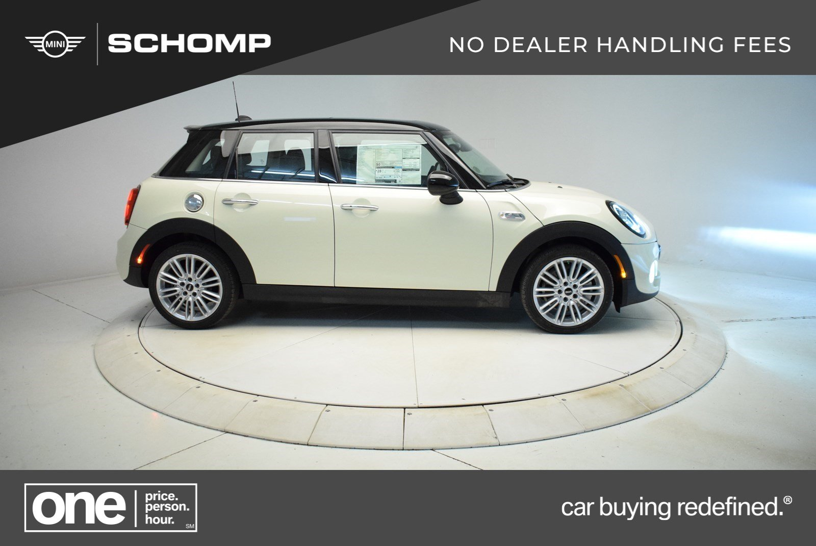 New 2019 MINI Hardtop 4 Door Cooper S Hardtop 4 Door