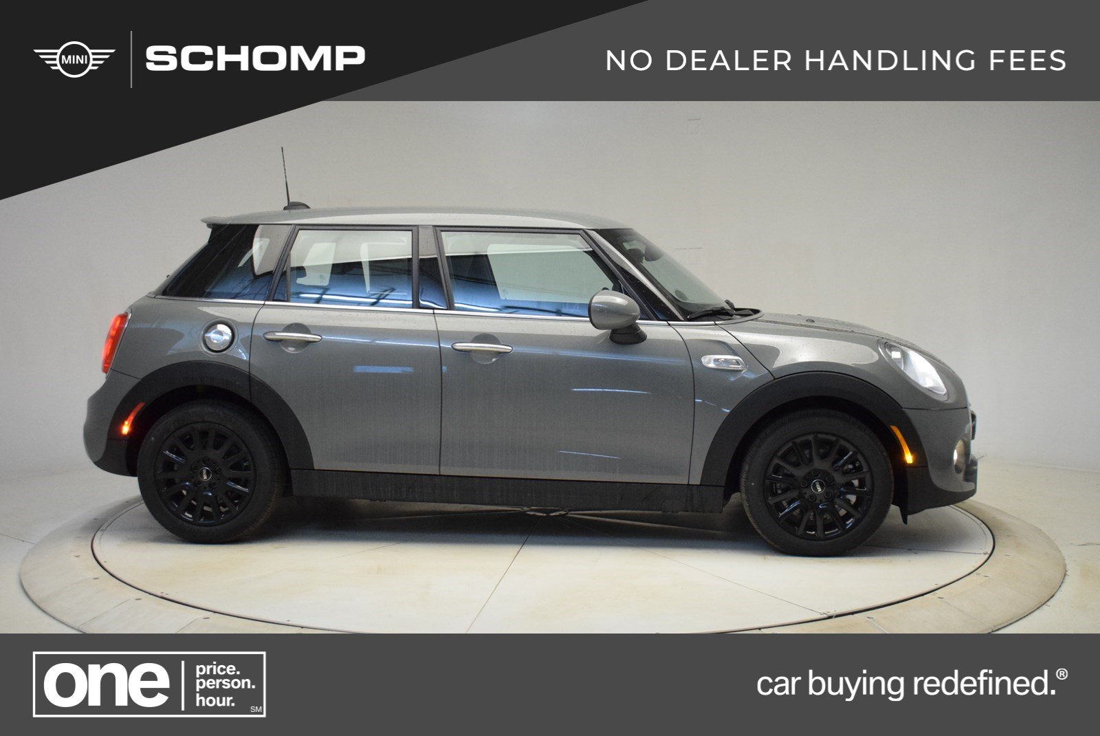 New 2019 Mini Hardtop 4 Door Cooper S Classic Fwd In Highlands Ranch