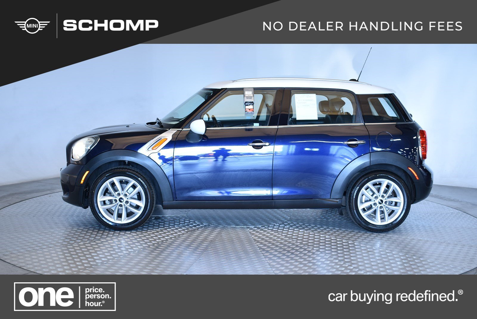 Pre-Owned 2011 MINI Cooper Countryman