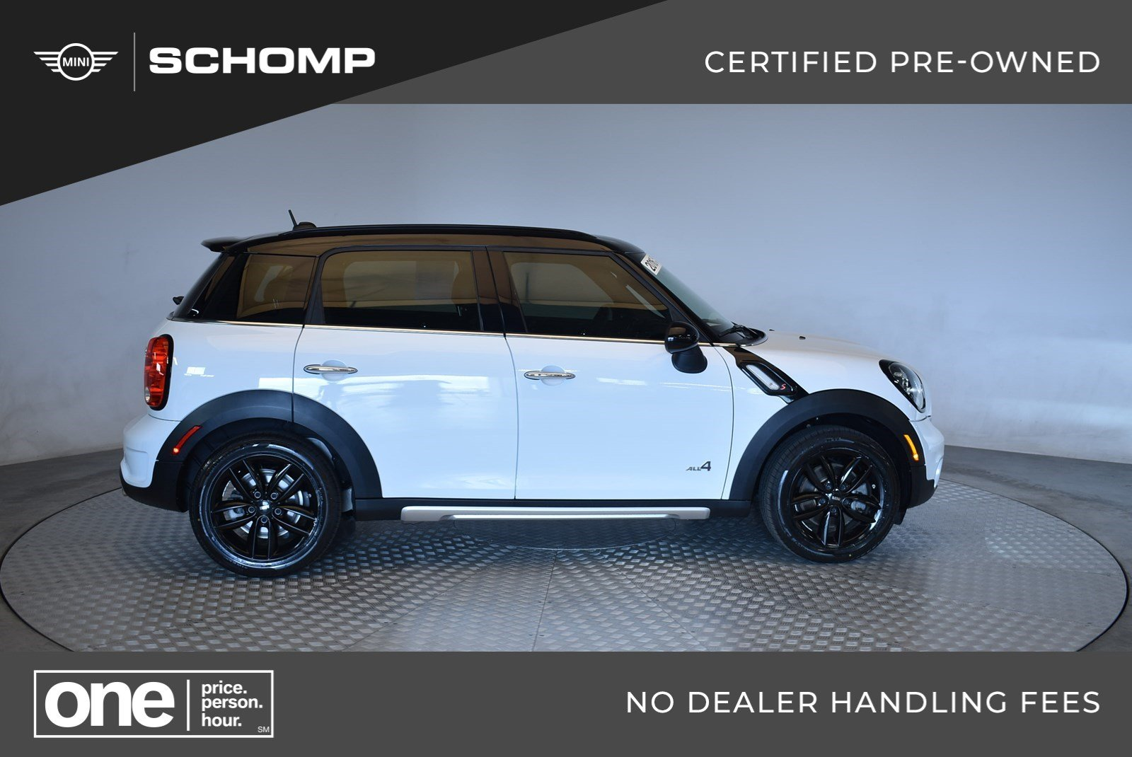 Pre Owned 2016 Mini Cooper Countryman S Awd In Highlands Ranch