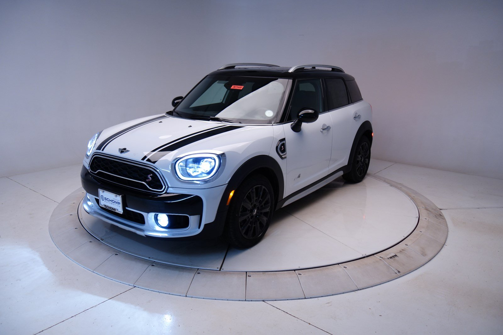 new 2017 mini countryman cooper s countryman all4 sport utility in highlands ranch 3m70400. Black Bedroom Furniture Sets. Home Design Ideas