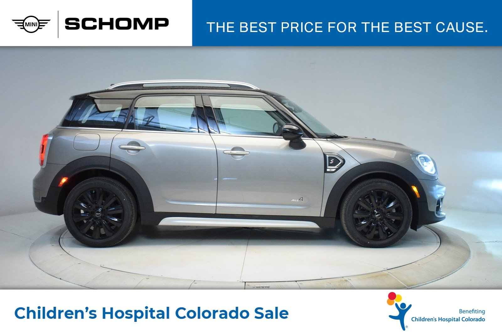 New 2019 MINI Countryman Cooper S Signature