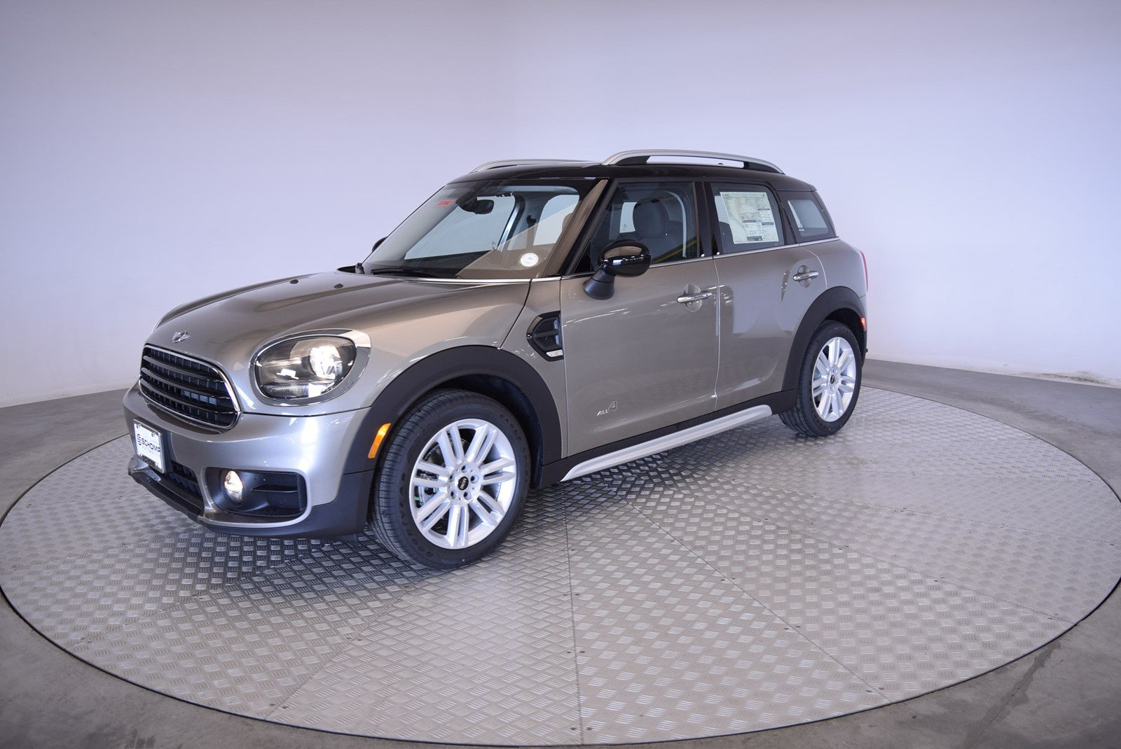 new 2017 mini countryman cooper countryman all4 sport utility in highlands ranch 3m70462. Black Bedroom Furniture Sets. Home Design Ideas