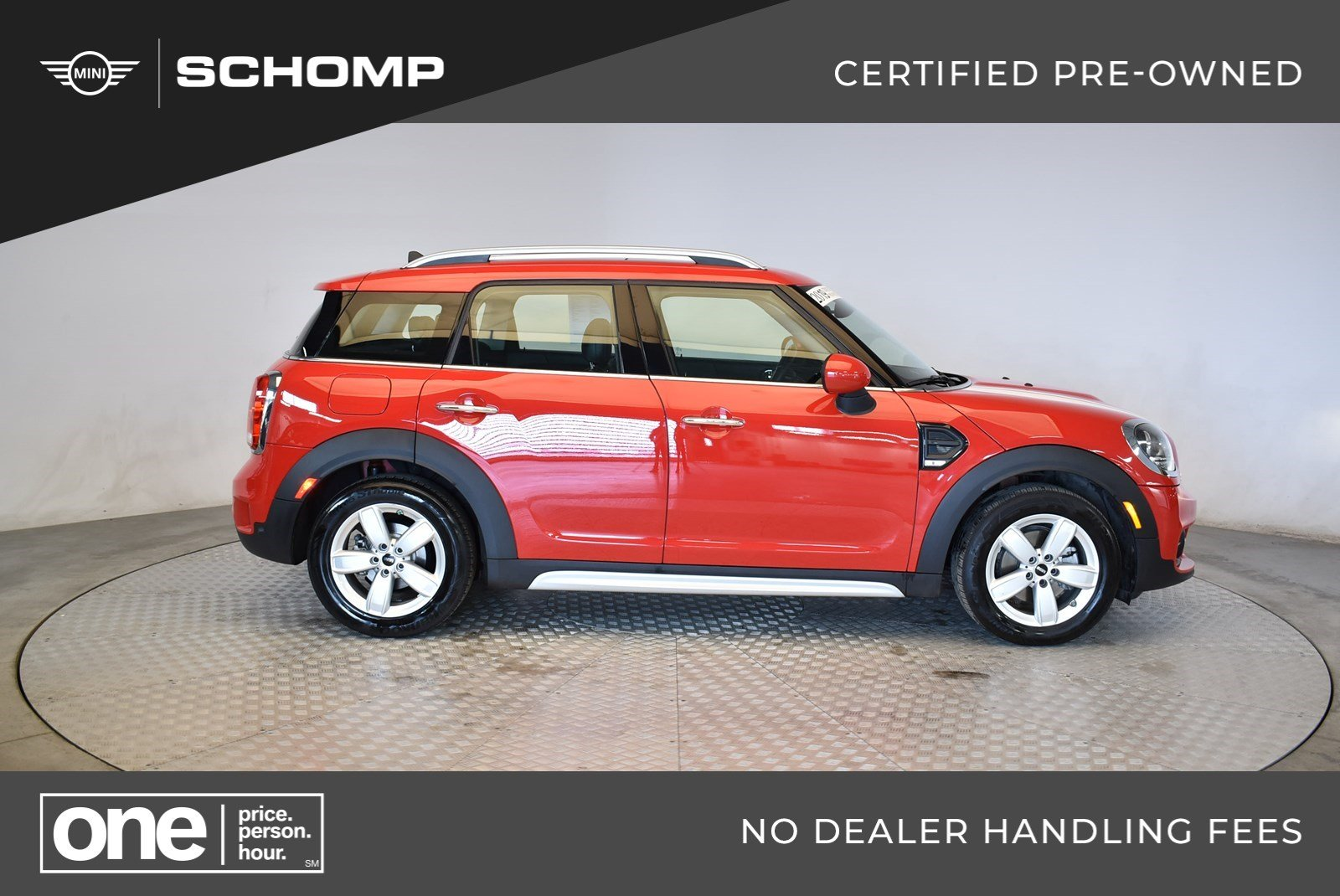 Certified Pre-Owned 2019 MINI Countryman Cooper