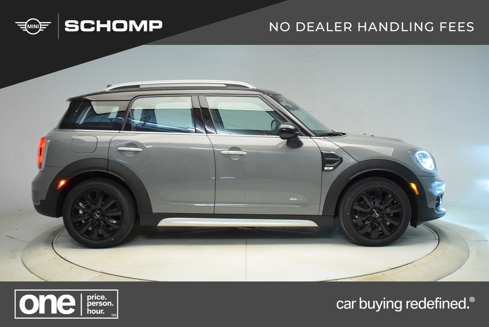 New 2019 Mini Countryman Awd Cooper Countryman All4 In Highlands