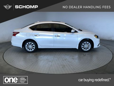 Used Nissan Sentra Highlands Ranch Co