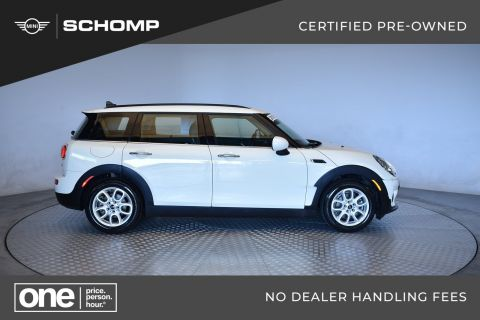 Certified Pre-Owned 2016 MINI Cooper Clubman FWD