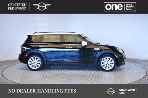 Certified Pre-Owned 2016 MINI Clubman Cooper S