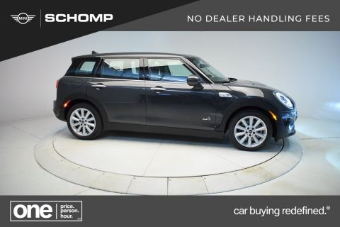 New 2019 MINI Clubman Cooper S Clubman ALL4