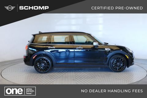 Pre-Owned 2019 MINI Clubman Classic