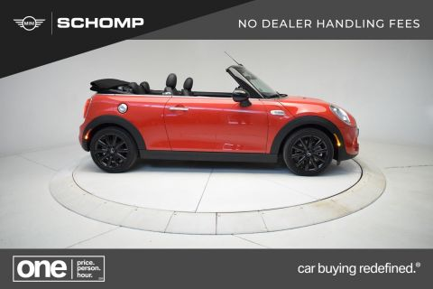 New 2019 MINI Convertible Cooper S Convertible