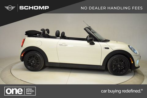2020 MINI Convertible Cooper Signature