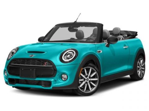2020 MINI Convertible Cooper S Iconic