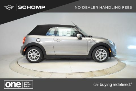 2020 MINI Convertible Cooper S Signature