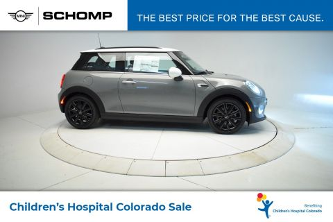 New 2019 MINI Hardtop 2 Door Cooper Iconic