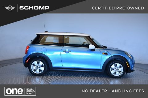 Certified Pre-Owned 2016 MINI Cooper Hardtop FWD