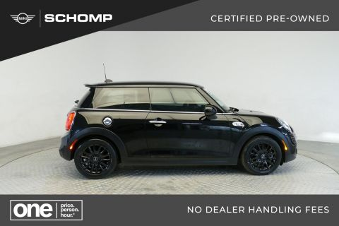 Certified Pre-Owned 2017 MINI Hardtop 2 Door Cooper S