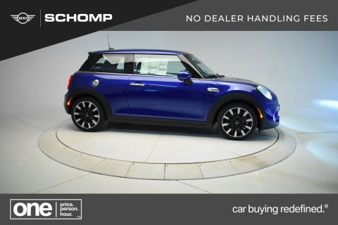 New 2019 MINI Hardtop 2 Door Cooper S Hardtop 2 Door