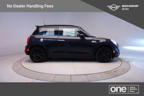 New 2018 MINI Hardtop 2 Door Cooper S