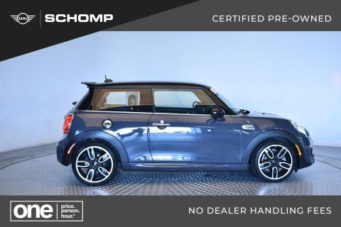 Certified Pre-Owned 2016 MINI Cooper Hardtop S FWD