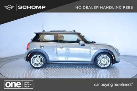 Certified Pre-Owned 2019 MINI Hardtop 2 Door Cooper S