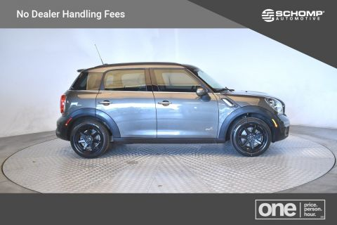 Pre-Owned 2013 MINI Countryman Cooper S