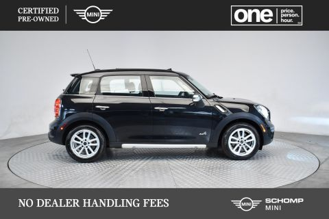 Certified Pre-Owned 2015 MINI Countryman Cooper S