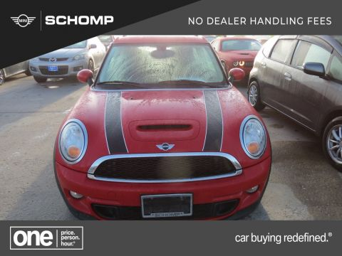 Pre-Owned 2012 MINI Cooper Clubman S