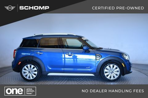 Certified Pre-Owned 2018 MINI Countryman Cooper S
