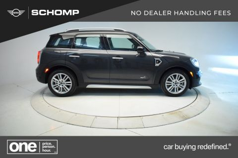 New 2019 MINI Countryman Cooper S Countryman ALL4