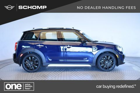 Pre-Owned 2019 MINI Countryman Cooper S AWD