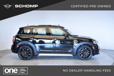 Certified Pre-Owned 2019 MINI Countryman Cooper S AWD