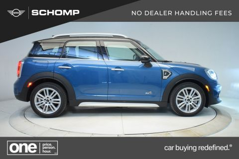 New Mini Countryman For Sale Schomp Mini