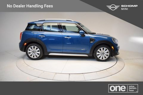 New 2018 MINI Countryman Cooper